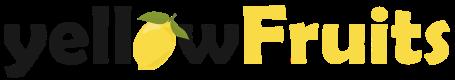 YellowFruits Webdesign Logo Schwarz