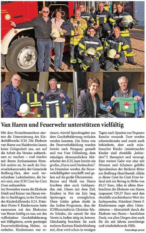 Niederrhein Nachrichten 07.Dezember.2019