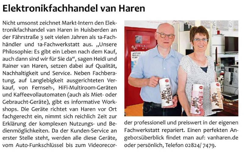 Niederrhein Nachrichten 28.August.2019